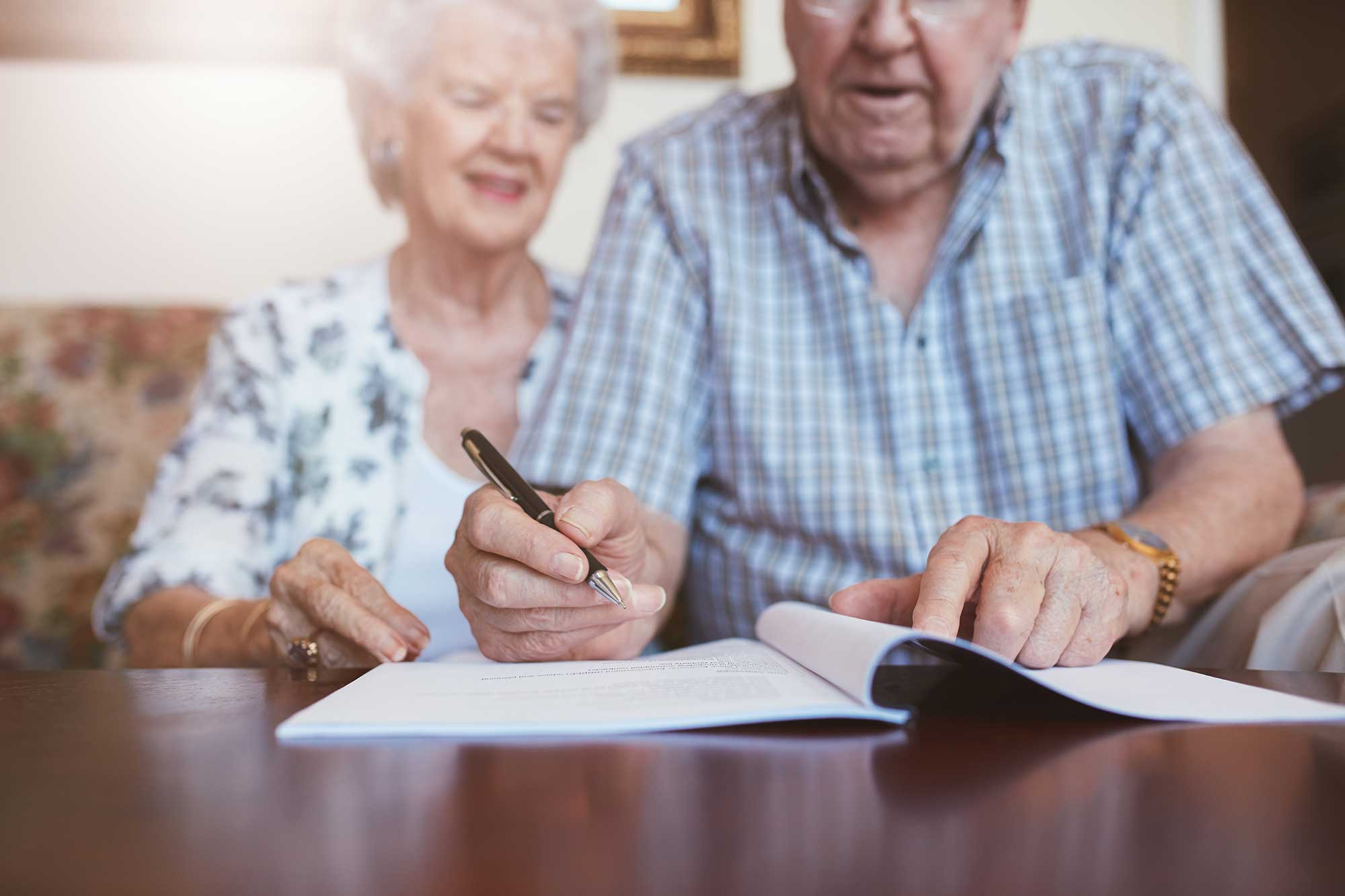 Protect Family Assets from the Nursing Home - Retirement Financial Center